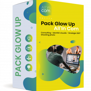 Pack Glow Up All'in Com