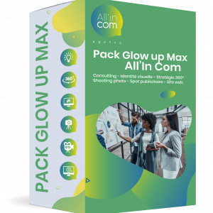 Pack Glow up max All in Com